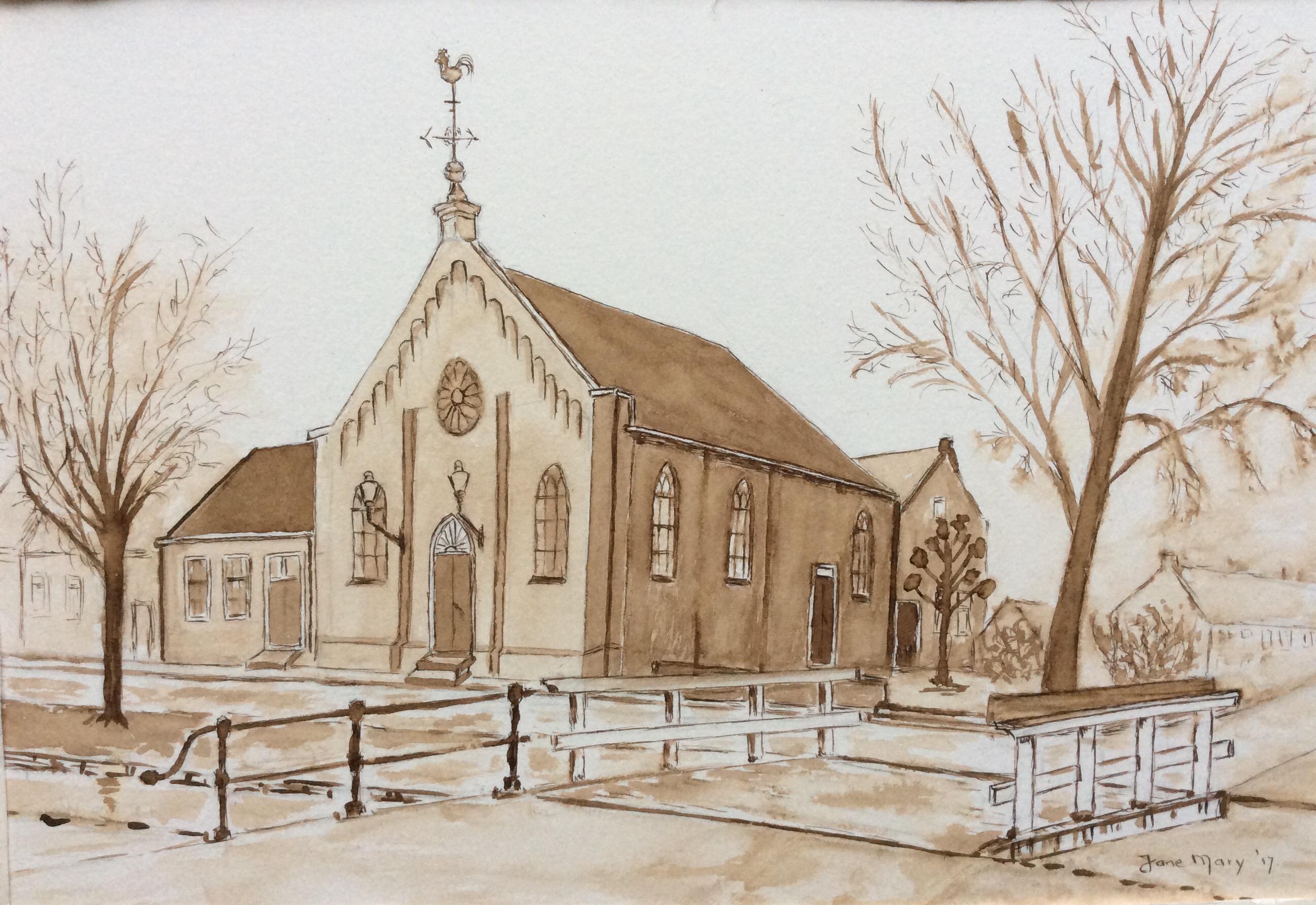 2017-02-05 Groenlandkerk Janny van der Zaag