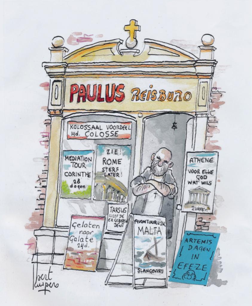 Paulus reisbureau